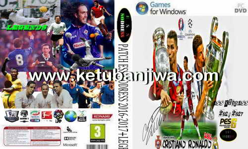 PES6 ESS Nodress Patch Season 16-17 Update 08 September 2016 Ketuban Jiwa