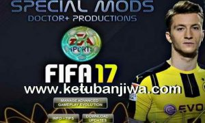 FIFA 17 Advanced GP EVO Manager Tool v1.0 by Doctor+ Productions Ketuban Jiwa