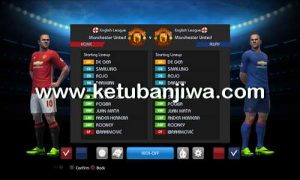PES 2013 PS3 CFW - ODE Season 2016-2017 by Eustass Kid Ketuban Jiwa