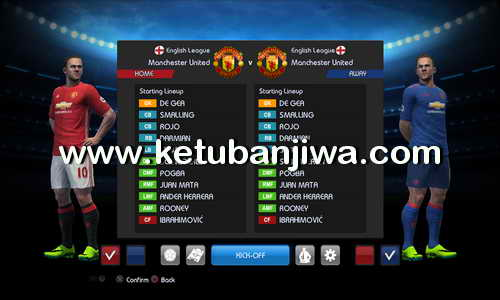 PES 2013 PS3 CFW - ODE Season 2016-2017 by Eustass Kid Ketuban Jiwa