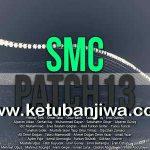 PES 2013 SMC Patch 1.0 + Fix 1.1 Season 2016-2017
