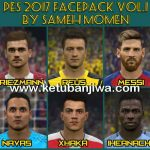 PES 2017 Facepack Vol.1 by Sameh Momen