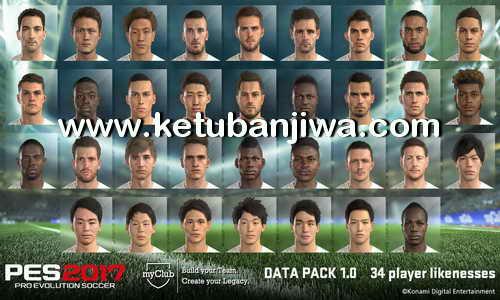 PES 2017 Official Datapack DLC 1.0 Ketuban Jiwa
