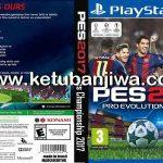 PES 2017 PS2 Championship 3.0 Season 2016/17