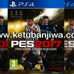 PES 2017 PS4 BOE Option File + Graphics