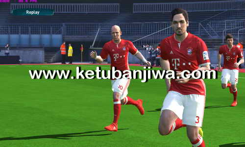 PES 2017 Patch v1.0 For PC Demo by Fast Eagle Ketuban Jiwa