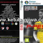PES 2013 P-PES Patch 1.0 Season 2016-17