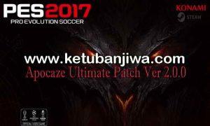 PES 2017 Apocaze Ultimate Patch 2.0.0 AIO
