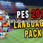 PES 2017 Language Pack Commentary Files