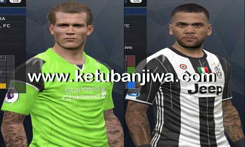 PES 2017 Mega Tattoo Pack For PESGalaxy + PTE Patch by Pablobest2012 Ketuban Jiwa