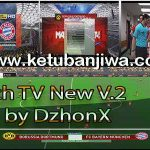 PES 2017 New Match TV v2 Final by DzhonX