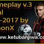 PES 2017 GamePlay v3 by DzhonX