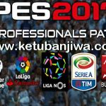 PES 2017 PES Professionals Patch v1 AIO Single Link