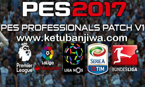 PES 2017 PES Professionals Patch v1 AIO Single Link Ketuban Jiwa