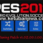 PES 2017 PES Tuning Patch v1.02.00.1.00.2 AIO