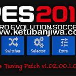 PES 2017 PES Tuning Patch v1.02.00.1.00.1