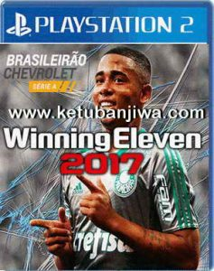 PES 2017 PS2 Bomba Patch Final Version