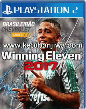 PES 2017 PS2 Bomba Patch Final Version