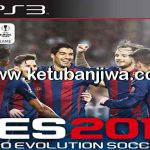 PES 2017 PS3 CFW BLES + BLUS Patch v3 DLC 1.0