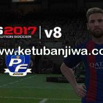 PES 2017 PS4 Option File v8 by PESFan