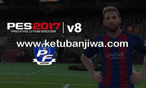 PES 2017 PS4 Option File v8 by PESFan Ketuban Jiwa
