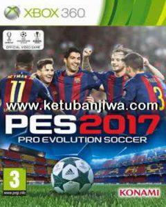 PES 2017 XBOX360 Data Pack DLC 1.0 Download