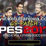 PES 2017 XBOX 360 GS Patch 0.2 AIO Single Link