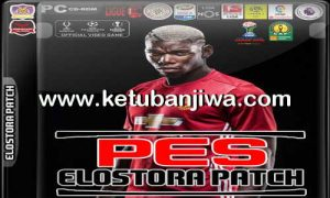 PES 2013 Elostora Patch 1.0 AIO Season 2016-2017
