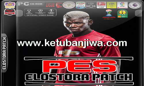PES 2013 Elostora Patch v1.0 Season 16-17 Ketuban Jiwa