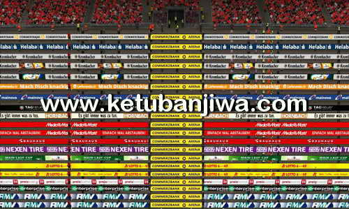 PES 2017 Adboards Pack v1 by Chosefs Ketuban Jiwa