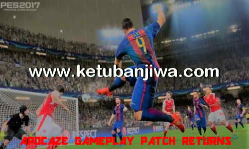 PES 2017 Apocaze Game Play Patch Return v1.0 Ketuban Jiwa