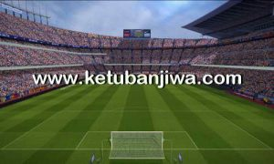 PES 2017 Apocaze UHD Pitch + Fix Ketuban Jiwa