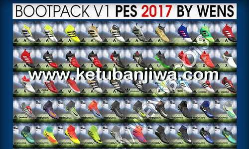PES 2017 Bootpack v1 Compatible DLC 2.0 by Wens Ketuban Jiwa