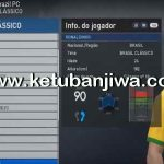 PES 2017 Brazil Classic Teams by Allejo7