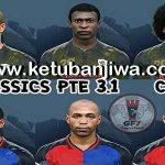 PES 2017 Classic Faces For PTE Patch 3.1 by GF7
