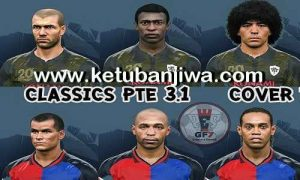 PES 2017 Classic Faces Pack For PTE Patch 3.1 by GF7 Ketuban Jiwa