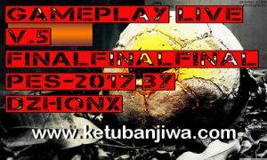 PES 2017 GamePlay Live v5 by DzhonX