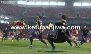 PES 2017 InMortal ProEvo GamePlay Mod R7