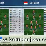 PES 2017 Indonesia Addon 1.1 Fix For PTE Patch 3.1