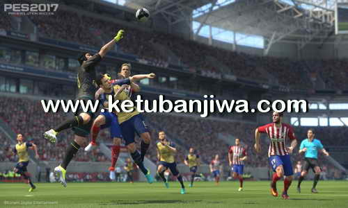 PES 2017 Legacy Game Play Version 2 by Parham.8 For PC Ketuban Jiwa