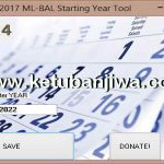 PES 2017 ML – BAL Starting Year Tool 1.03 by Nesa24