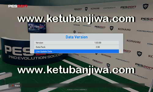PES 2017 Option File For PTE 2.1 With DLC 2.0 + Crack 1.03 Fix by Sofyan Andri Ketuban Jiwa