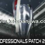 PES 2017 PES Professionals Patch v2 AIO Single Link