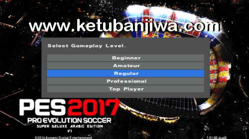 PES 2017 PS2 Super Deluxe by PES Modern Ketuban Jiwa SS1