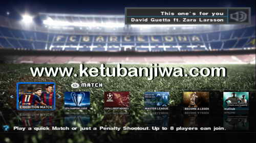 PES 2017 PS2 Super Deluxe by PES Modern Ketuban Jiwa SS2