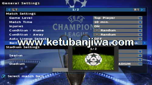 PES 2017 PS2 Super Deluxe by PES Modern Ketuban Jiwa SS3