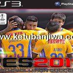 PES 2017 PS3 Bundesliga + Liga MX Option File v2