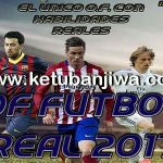 PES 2017 PS3 NPEB / BLES Option File Futbol Real v1