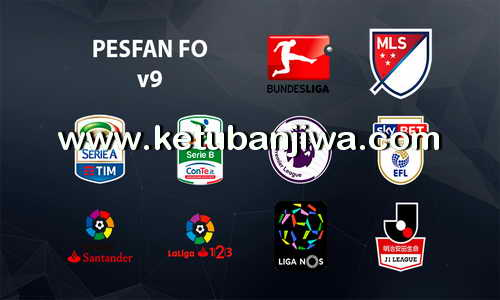 PES 2017 PS4 Option File v9 by PESFan Ketuban Jiwa