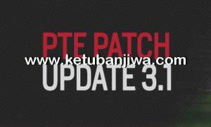 PES 2017 PTE Patch 3.1 Update Fix Ketuban Jiwa